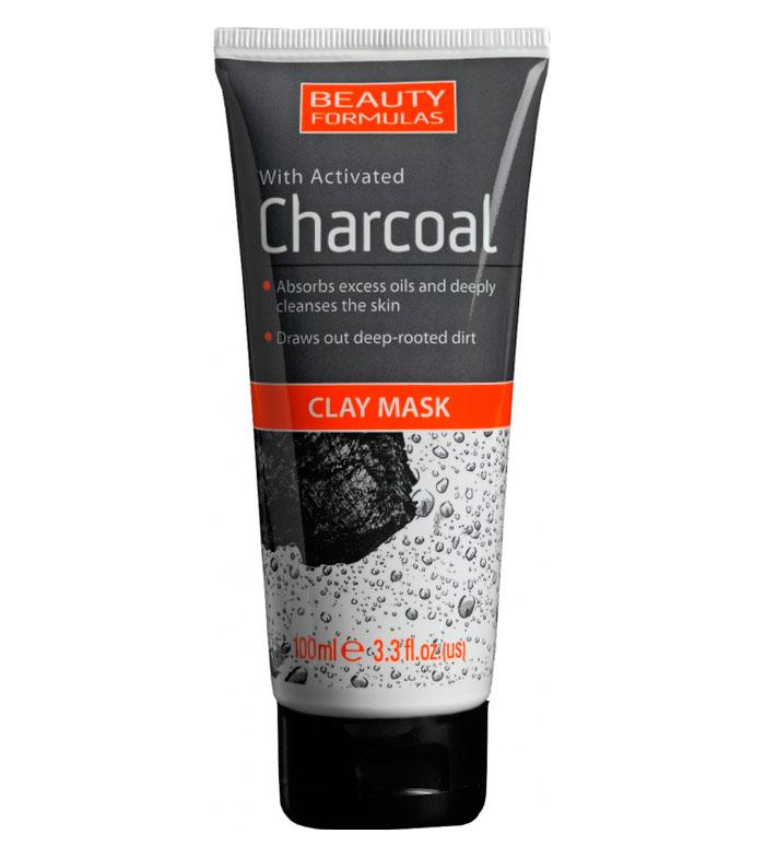 Comprar Beauty Formulas - Mascarilla de arcilla con carbón