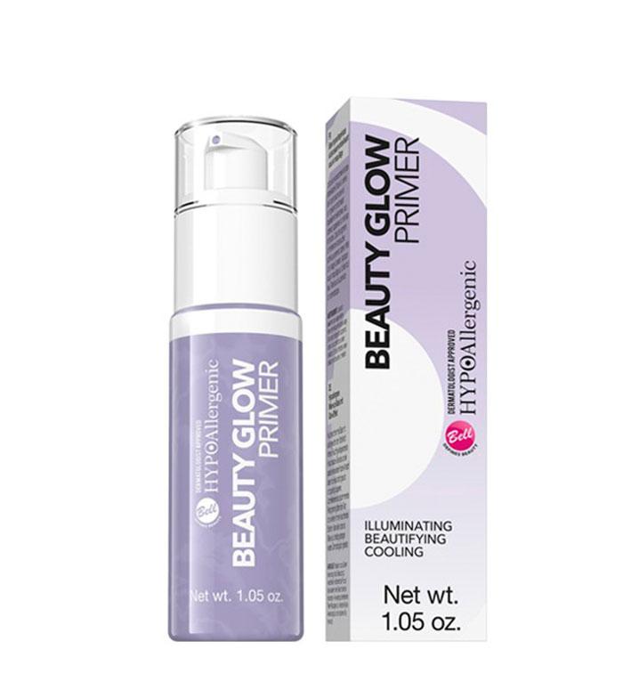 267771eda Bell - Prebase de maquillaje Iluminadora Hipoalergénica - Beauty Glow