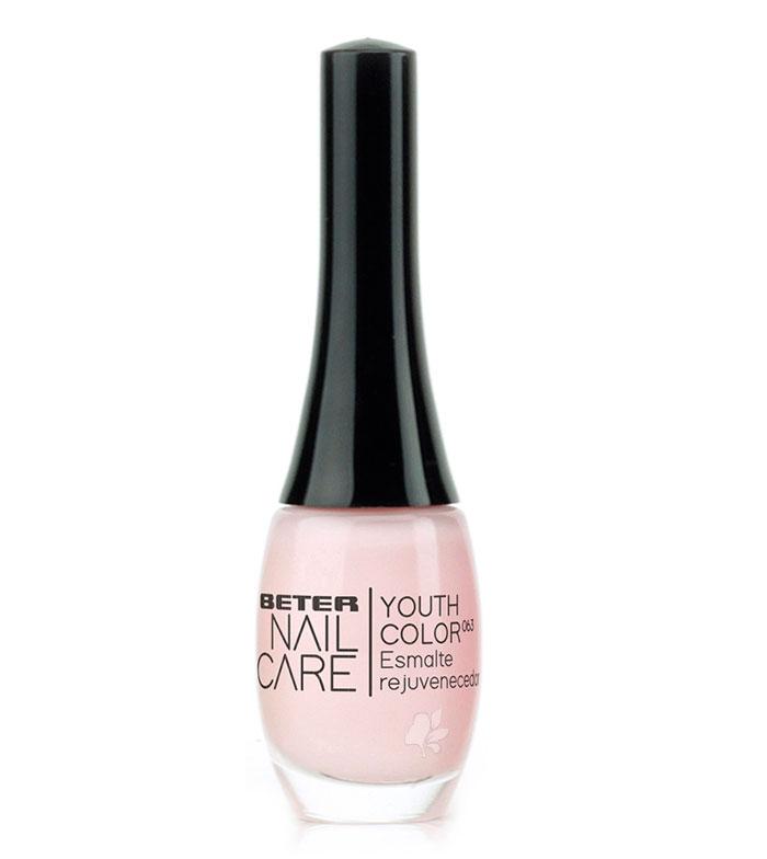 Beter Esmalte De Uñas Rejuvenecedor Youth Color 062 Beige French Manicure