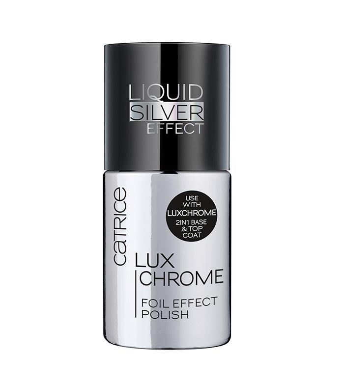 Comprar Catrice - Esmalte de uñas LuxChrome Foil Effect > uñas ...