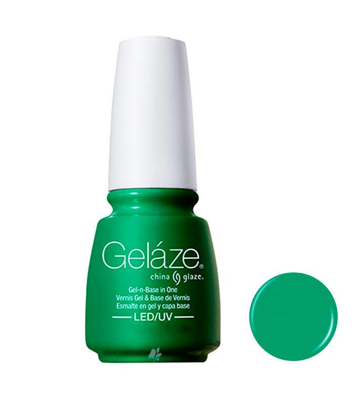 Comprar China Glaze - Esmalte de uñas en Gel y Capa Base Geláze ...
