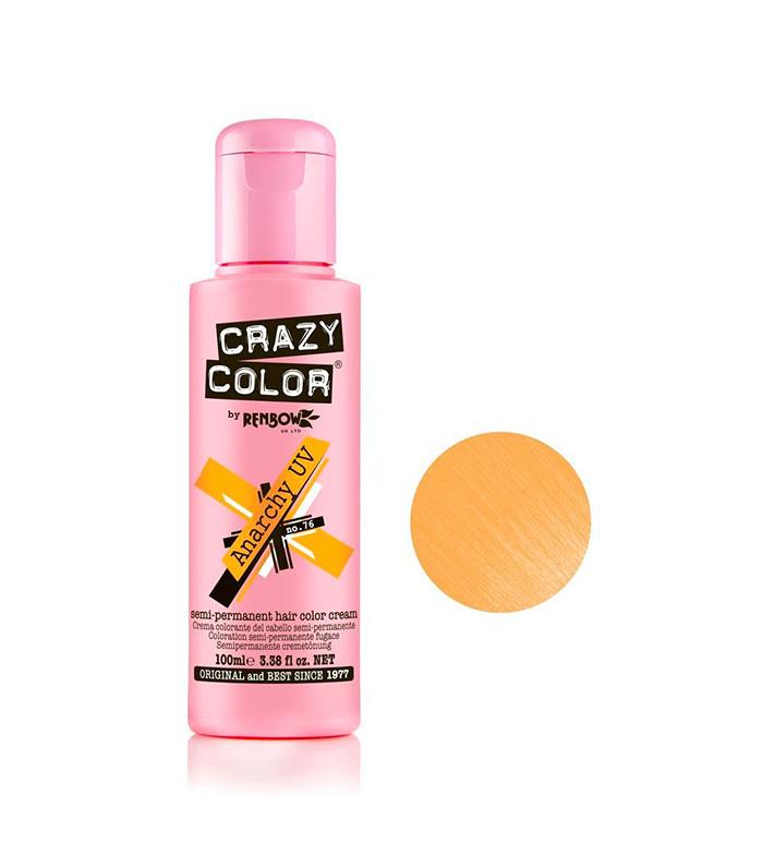 Comprar CRAZY COLOR - Kit de Cremas colorantes para el cabello Go ...