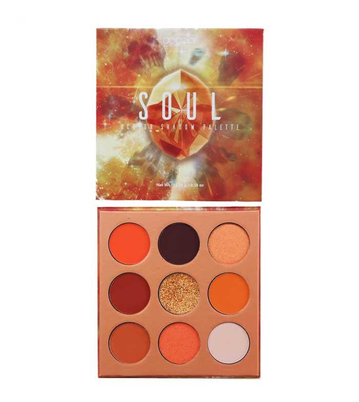 Comprar Docolor - Paleta de sombras Soul | Maquillalia