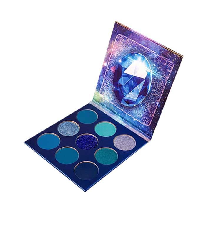 Comprar Docolor - Paleta de sombras Space | Maquillalia