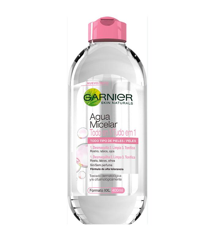 431483c5f Comprar Garnier - Agua Micelar Todo en Uno 400ml - Todo tipo de ...