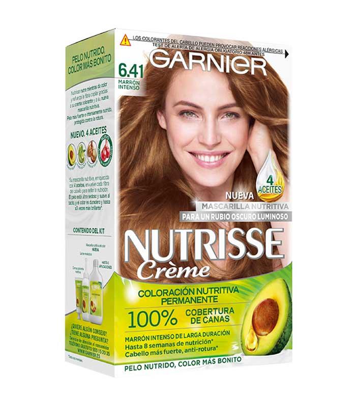 Comprar Garnier Coloraci 243 N Nutrisse 6 41 Marr 243 N