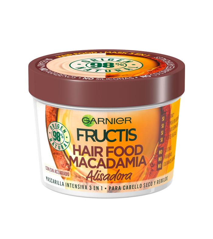 Comprar Garnier Mascarilla 3 En 1 Fructis Hair Food
