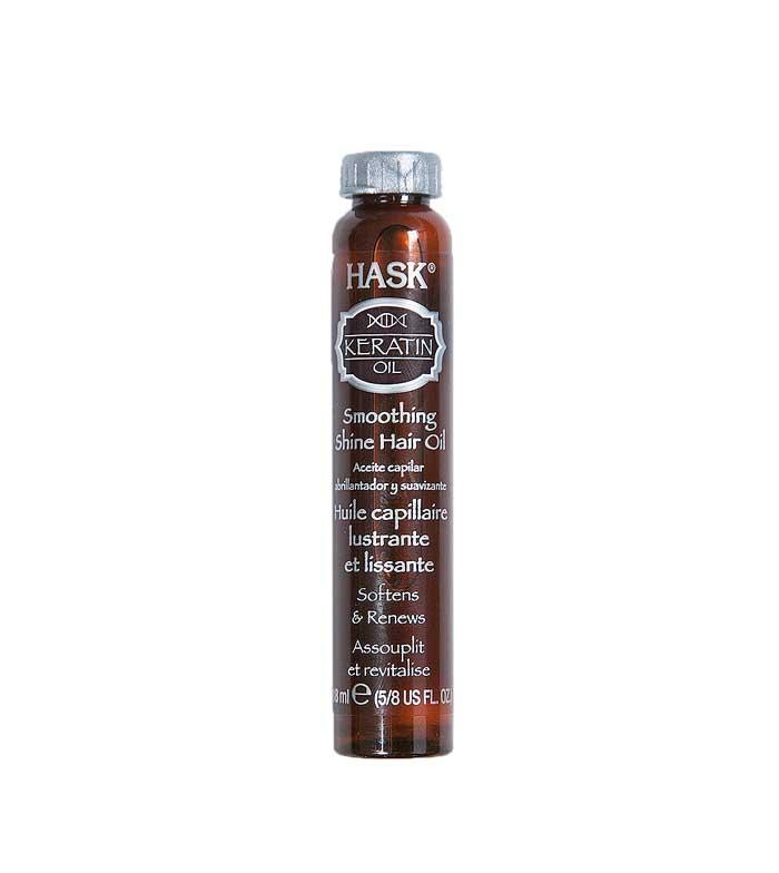 Comprar Hask - Aceite Capilar Abrillantador y Suavizante - Keratin Oil | Maquillalia