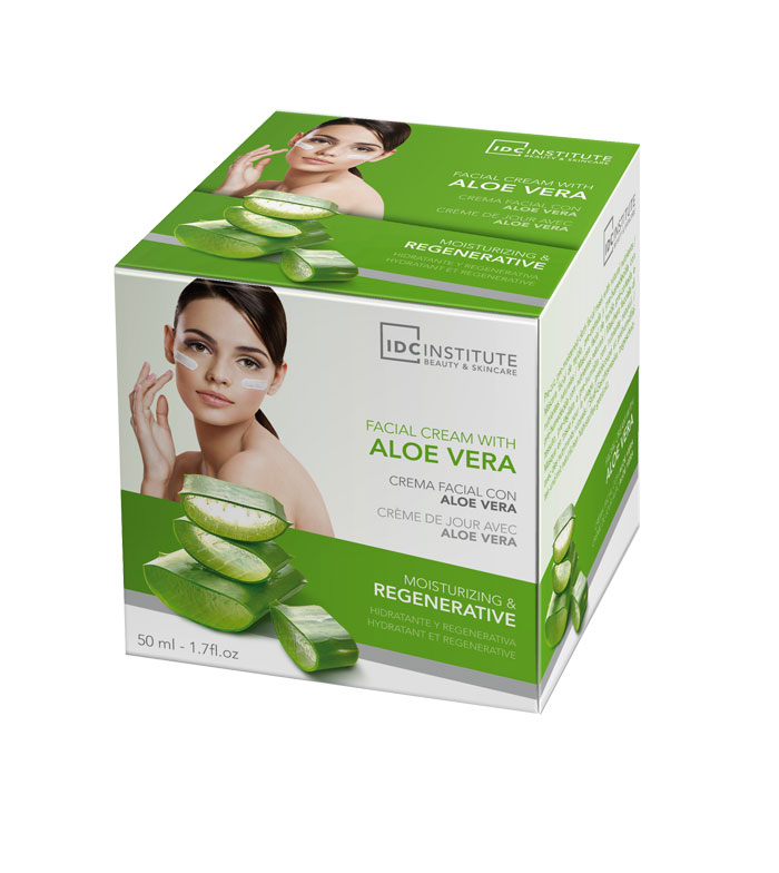 Comprar idc institute crema facial aloe vera cuidado - Cuidados del aloe vera ...