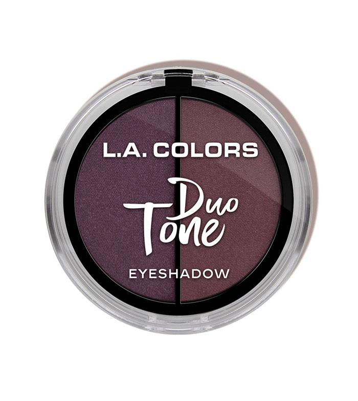 Comprar L.A Colors - Sombra de ojos Duo Tone - Merlot > ojos ...