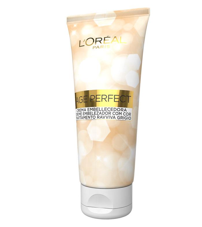 Comprar loreal paris crema embellecedora con color - Color gris perla ...