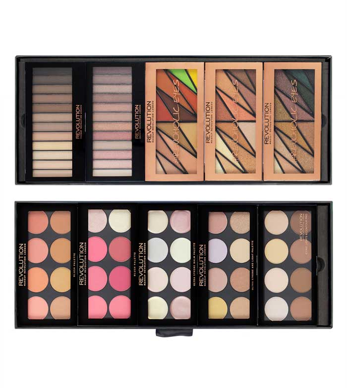 Comprar Makeup Revolution - Set regalo Palette Vault > perfumes y ...