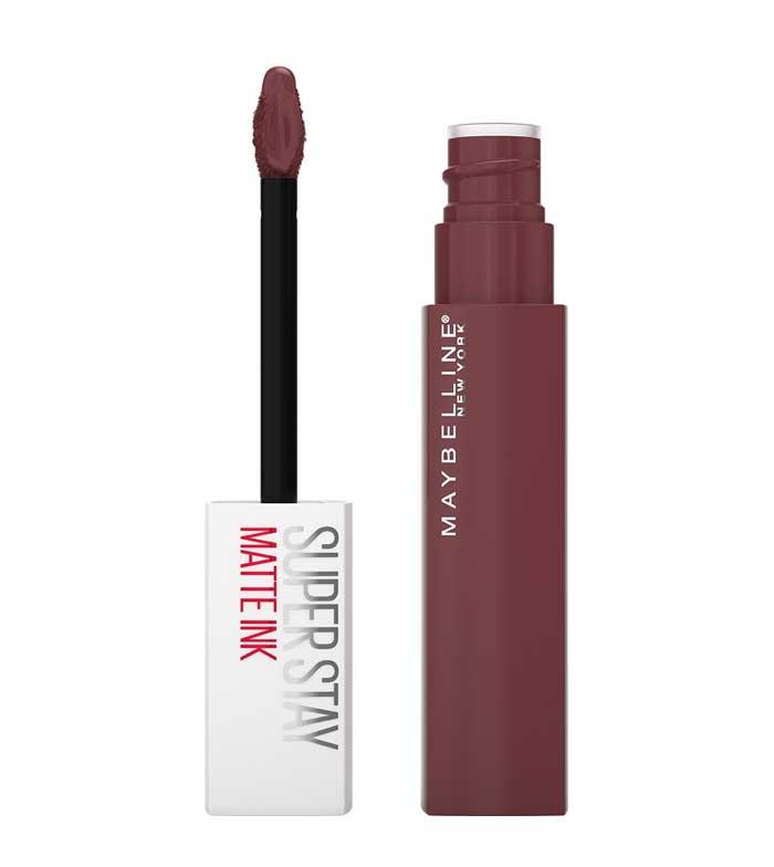 Comprar Maybelline - Labial Líquido SuperStay Matte Ink - 160: Mover | Maquillalia
