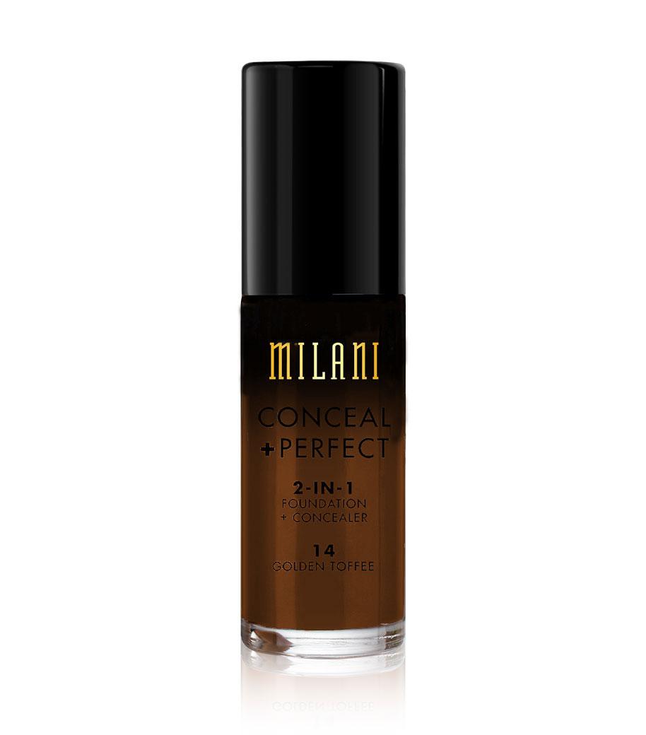 Comprar Milani - Base de maquillaje Conceal+Perfect 2-en-1 - 14 ...