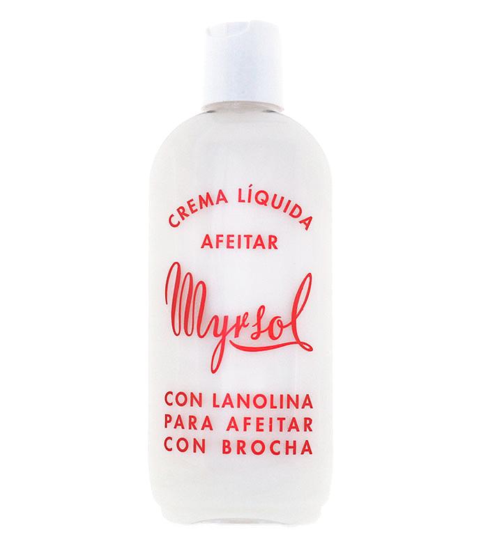 Comprar Myrsol - Crema líquida de afeitar con lanolina   cuidado ... c6b1353322ff
