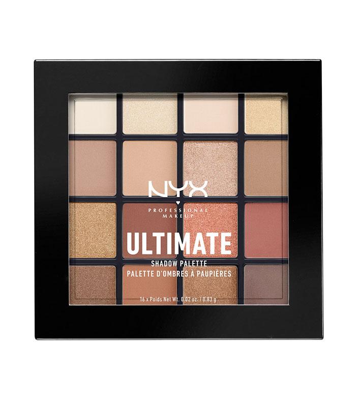 Comprar Nyx Professional Makeup - Paleta de sombras Ultimate - USP03 ...