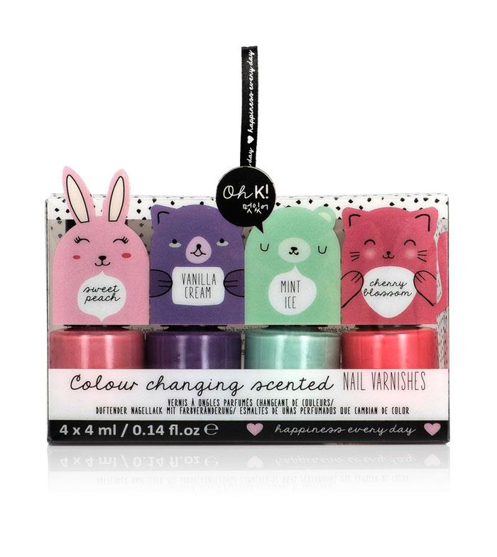 Comprar Oh K! - Kit de esmalte de uñas > cuidado de uñas > cuidado ...