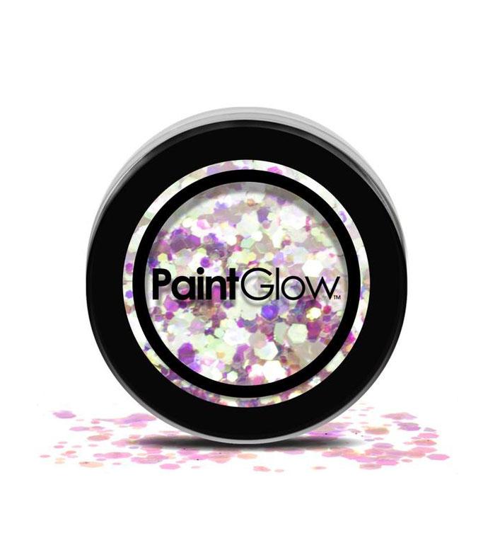 PaintGlow - Glitter Chunky para el pelo, rostro y cuerpo - Unicorn Tears