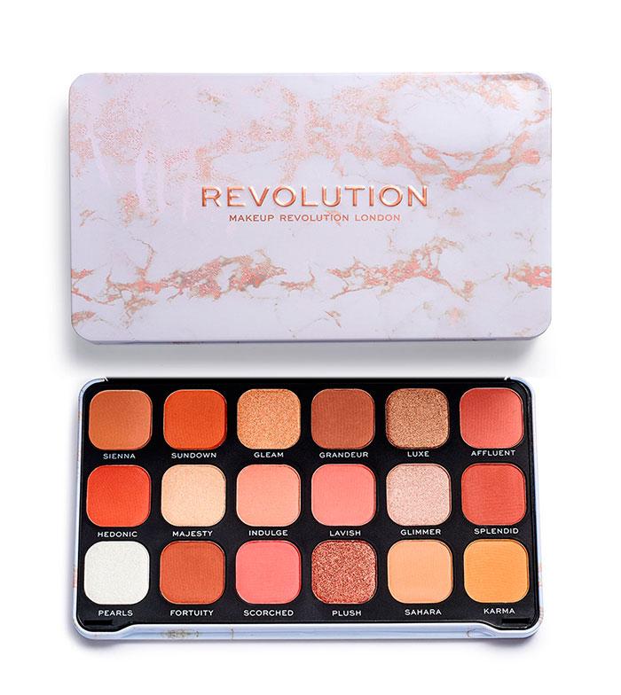Comprar Revolution - Paleta de Sombras Forever Flawless - Decadent   Maquillalia