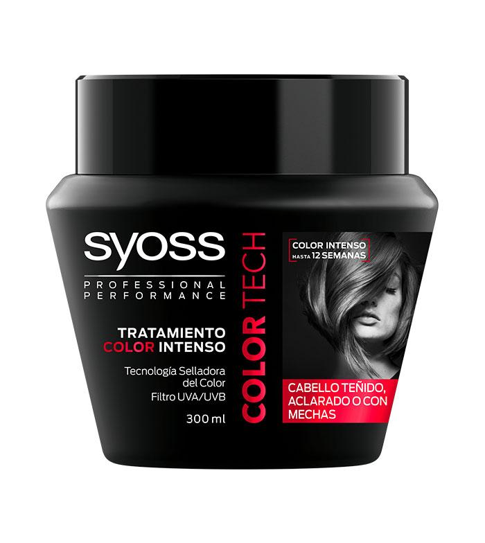 9eb6a0a83e Syoss -Tratamiento Color Pro Color Intenso - Cabello teñido, aclarado o con  mechas