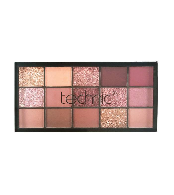 Comprar Technic Cosmetics - Paleta de sombras - Invite Only | Maquillalia