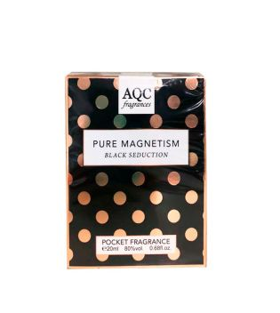 AQC Fragances - Eau de Toilette Pure Magnetism - Black Seduction