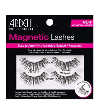 Ardell - Pestañas postizas Magnetic Lashes - Double Wispies