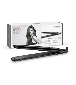Babyliss - Plancha de pelo ST255E Sleek Finish 230