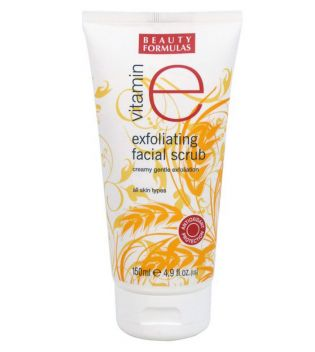 Beauty Formulas - Exfoliante Facial con Vitamina E