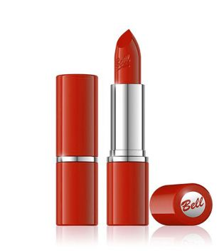 Bell - Barra de labios Colour Lipstick - 04: Orange Red
