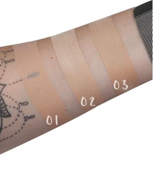 Bell - Base de Maquillaje Hipoalergénica Aqua Jelly - 02: Light Sand Beige