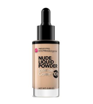 Bell - Base de Maquillaje Hipoalergénica Nude Liquid Powder - 04: Golden Beige