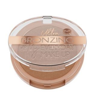 Bell - Polvos bronceadores Ultra Bronzing - 001: Lustrous Sun