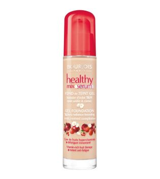 Bourjois - Base de maquillaje en Gel Healthy Mix Serum - 52: Vanilla