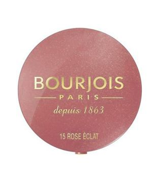 Bourjois - Colorete en polvo - 15: Rose Éclat