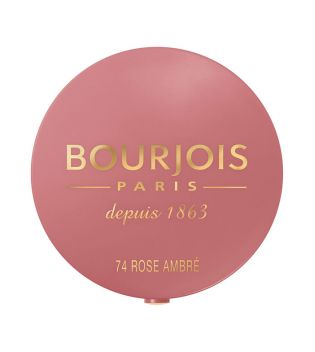 Bourjois - Colorete en polvo - 74: Rose Ambré