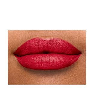 Bourjois - Labial y perfilador de labios 2 en 1 Velvet The Pencil - 15: Rouge Es-Carmin