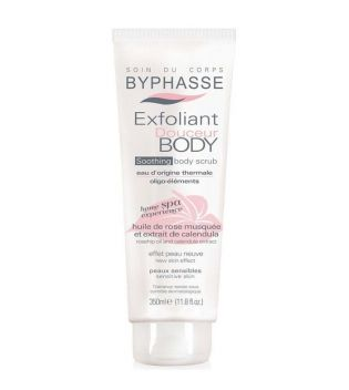 Byphasse - Exfoliante corporal Doceur - Pieles sensibles
