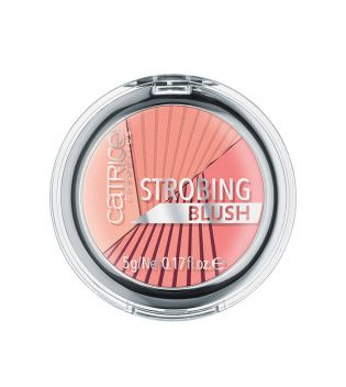 Catrice - Colorete Strobing - 010: Mrs. Summer Peach