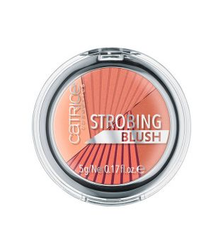 Catrice - Colorete Strobing - 030: Mrs. Amber Brown