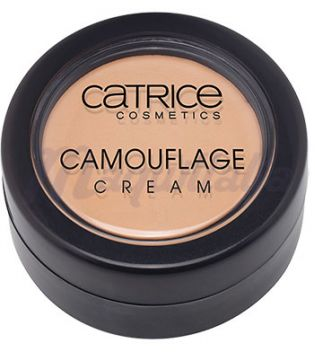 Catrice - Corrector Camouflage Cream - 020: Light Beige