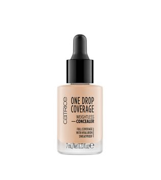 Catrice - Corrector One Drop Coverage - 010: Light beige