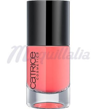Catrice - Esmalte Ultimate Nail Lacquer - 20: Meet Me At Coral Island