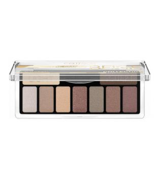 Catrice - Paleta de sombras The Smart Beige Collection - 010: Nude But Not Naked