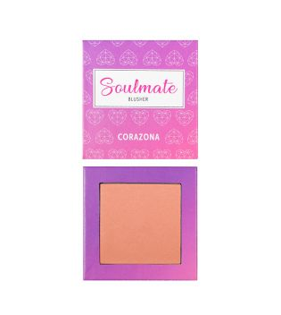 CORAZONA - *Soulmate* - Colorete en polvo - Good Time