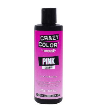 CRAZY COLOR - Champú con color intenso - Pink