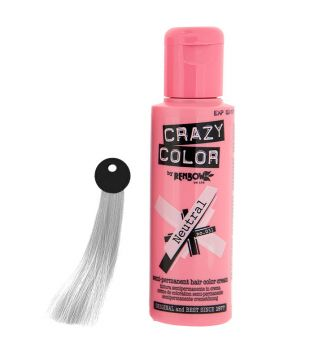 CRAZY COLOR Nº 31 - Crema colorante para el cabello - Neutral 100ml