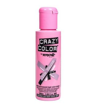 CRAZY COLOR Nº 75 - *The Metallics* Crema colorante para el cabello - Ice Mauve 100ml