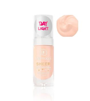Dermacol - Iluminador líquido Sheer - Day light