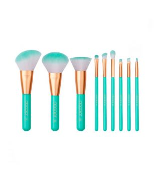 Docolor - Set de Brochas Basic (9 piezas)
